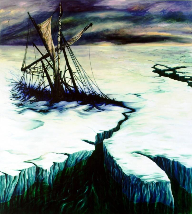 Chaos & Oasis: Shackleton's Endurance