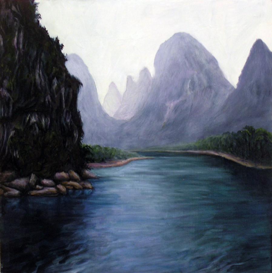 Portrait of the Li River
