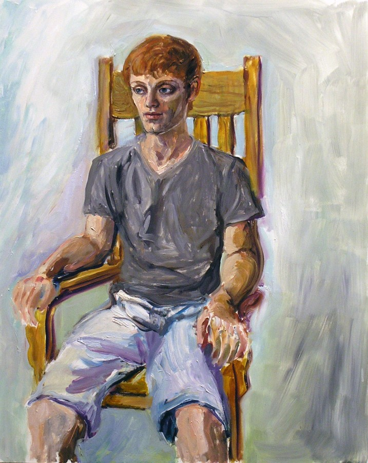 Portrait of Virgil 2012